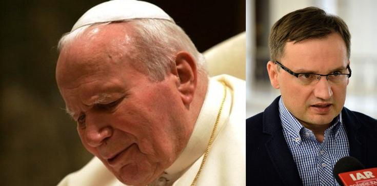 Dość szkalowania św. Jana Pawła II w Polsce! Prokurator wkracza - zdjęcie