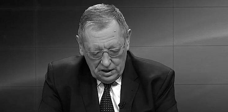 Śmierć prof. Szyszki. Były minister nie wytrzymał medialnego hejtu? - zdjęcie