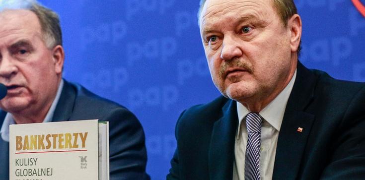 Janusz Szewczak dla Frondy: Repolonizacja banków to po prostu... Repolonizacja Polski - zdjęcie