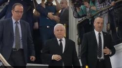Jarosław Kaczyński w kamizelce kuloodpornej? Jest odpowiedź rzecznika PiS - miniaturka