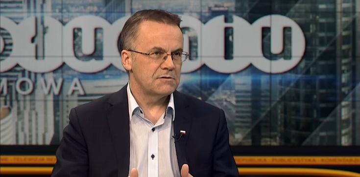 Jarosław Sellin: Albo wartości chrześcijańskie, albo nihilizm - zdjęcie