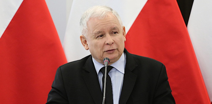 Jarosław Kaczyński ostrzega przed ofensywą lewactwa! - zdjęcie