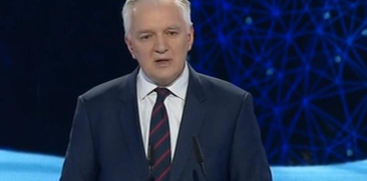 Gowin na konwencji zapowiada program 'Energia Plus' - zdjęcie
