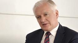 Jarosław Gowin ostrzega przedsiębiorców i mówi o najdotkliwszej karze  - miniaturka