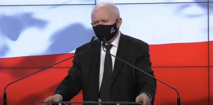 Prezes PiS o przyszłości Europy: Odrzucamy zwierzchność nad Konstytucją, sprzeciwiamy się rewolucji kulturowej - zdjęcie