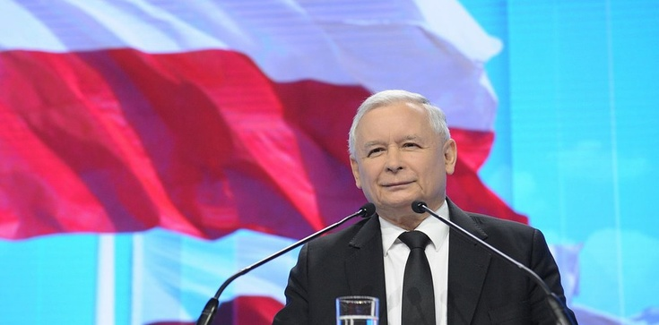 Jarosław Kaczyński: Nasi oponenci traktują Polskę jak dodatek do Niemiec - zdjęcie