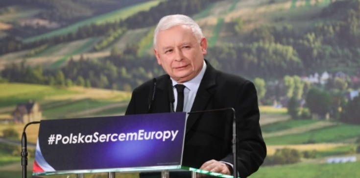 Jarosław Kaczyński: Jestem Polakiem z krwi i kości - lubię schabowego, pierogi, grilla - zdjęcie