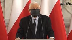 Prezes PiS podczas odbierania wyróżnienia klubów ,,GP'': Walka o Polskę musi trwać ciągle - miniaturka