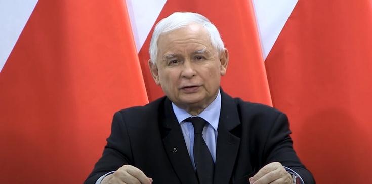 Odlot! Lewica składa zawiadomienie na Jarosława Kaczyńskiego - zdjęcie