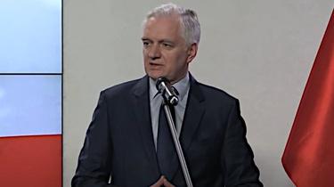 Opozycja Gowina się nie doczeka. ,,Stabilną większość w Sejmie może zapewnić tylko Zjednoczona Prawica'' - miniaturka