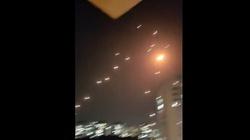 [Wideo] Gwiezdne wojny już na żywo. Tak działa izraelska tarcza antyrakietowa: Strącono 137 rakiet w pięć minu - miniaturka