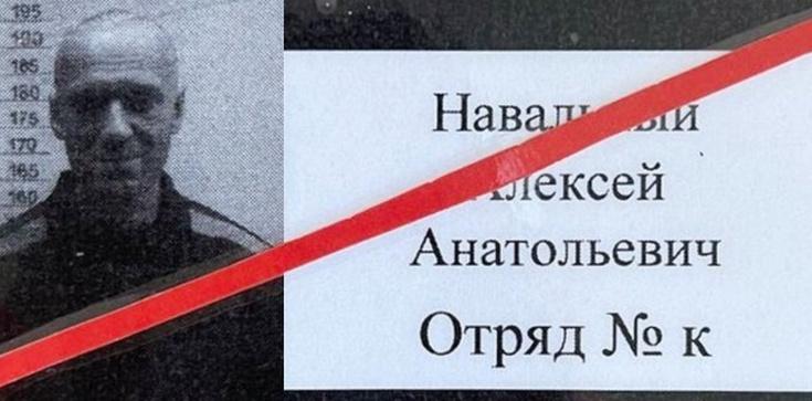 Nie żyje kolejny lekarz ze szpitala, gdzie leczono Nawalnego - zdjęcie