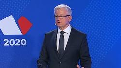 Kuriozalny wpis Jaśkowiaka. ,,Przypomniał jak wyglądałaby Polska pod rządami PO'' - miniaturka