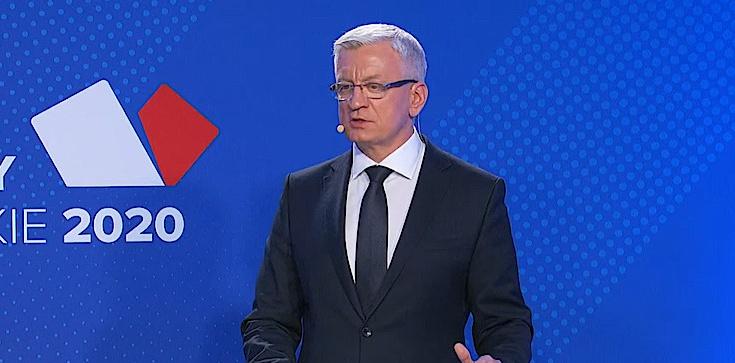 Kuriozalny wpis Jaśkowiaka. ,,Przypomniał jak wyglądałaby Polska pod rządami PO'' - zdjęcie