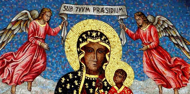 Módlmy się litanią dziękczynną do Matki Boskiej Częstochowskiej - zdjęcie