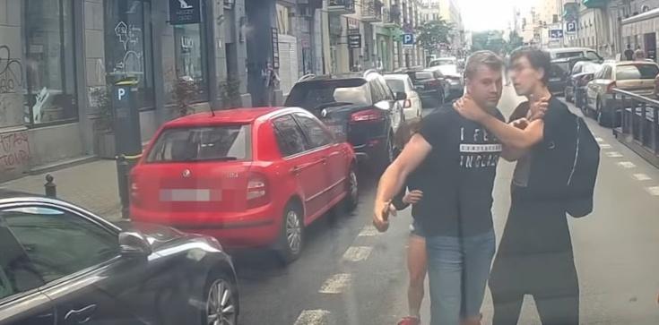 Michał Sz. znowu napada na furgonetkę Pro-Prawo do Życia - zdjęcie