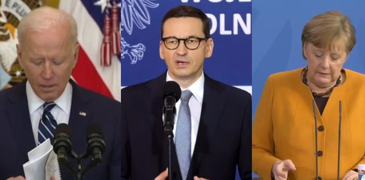 Waszyngton ustąpił pola Niemcom. Ekspert: Dla Polski to czas kluczowych decyzji  - zdjęcie