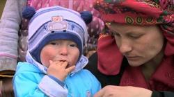 Rewolucja w rosyjskim ,,becikowym''. Koczownicy dostają zestaw do budowy czumu  - miniaturka
