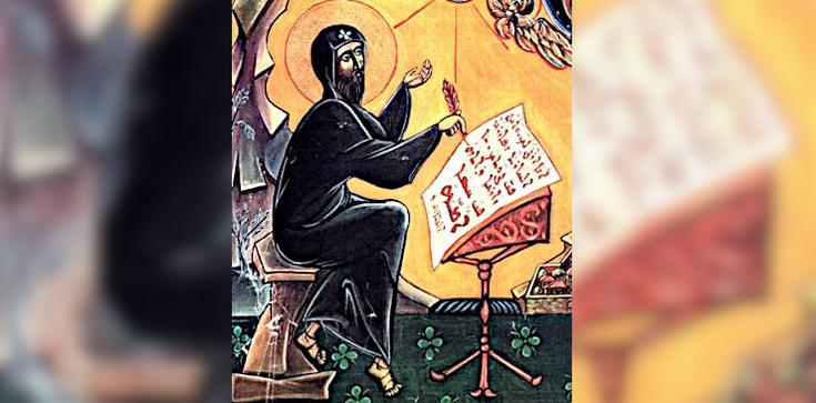 Św. Efrem – harfa Ducha Świętego  - zdjęcie