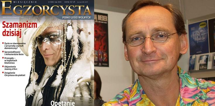 Egzorcysta ostrzega przed szamanizmem oraz jego związkami z charyzmatykami i Wojciechem Cejrowskim - zdjęcie