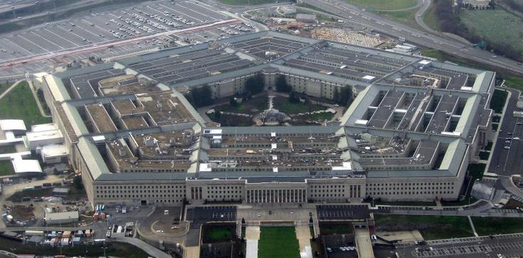 Pilne! Strzelanina przed Pentagonem. Ranny policjant  - zdjęcie