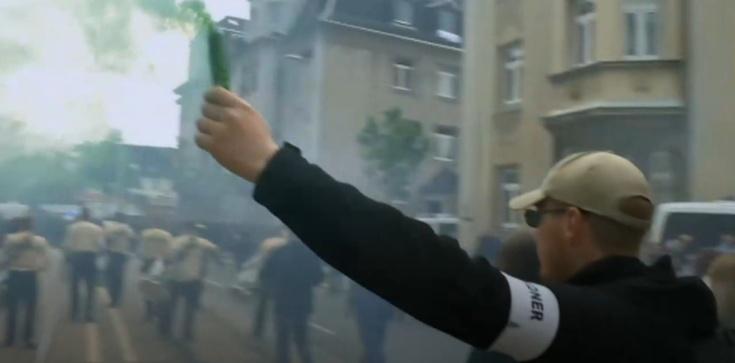 W Niemczech marsze neonazistów! DW: ,,Przypominają najmroczniejsze czasy'' - zdjęcie