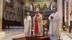 Abp Jędraszewski na Lateranie: prawdziwą, wielką nadzieją człowieka może być tylko Bóg - miniaturka
