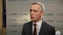 Sekretarz generalny NATO: Trudno uwierzyć, że Rosja nie pomagała Białorusi w porwaniu samolotu - miniaturka
