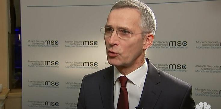 Sekretarz generalny NATO: Trudno uwierzyć, że Rosja nie pomagała Białorusi w porwaniu samolotu - zdjęcie
