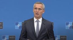 Szef NATO: Rosja nie ma prawa wypowiadać się w sprawie przystąpienia Ukrainy do Sojuszu - miniaturka