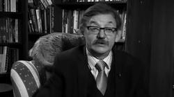"""Dorota Kania o Śp. dr. Jerzym Targalskim: """"Patriota, antykomunista, świetny analityk"""" - miniaturka"""