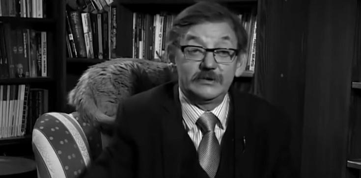 """Dorota Kania o Śp. dr. Jerzym Targalskim: """"Patriota, antykomunista, świetny analityk"""" - zdjęcie"""