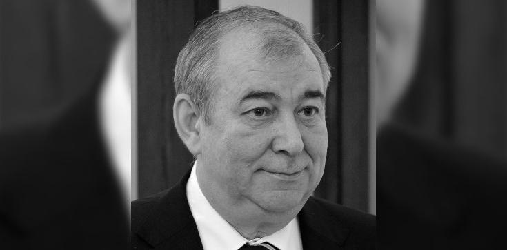 Poseł Jerzy Wilk nie żyje. Były prezydent Elbląga miał 66 lat - zdjęcie