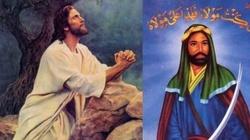 Chrystus i Mahomet. Przebaczenie i zemsta - miniaturka