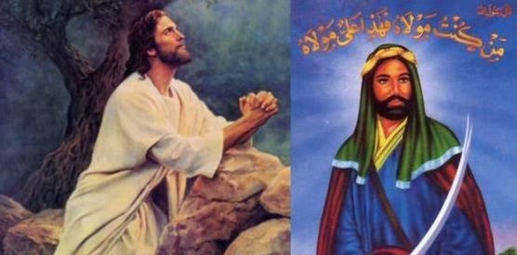 Chrystus i Mahomet. Przebaczenie i zemsta - zdjęcie
