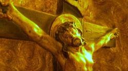 Posłuchał antykatolickiego wezwania Nitrasa. Spiłował przydrożny krzyż  - miniaturka