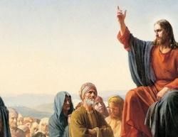 Wtedy ujrzą Syna Człowieczego, nadchodzącego w obłoku z mocą i wielką chwałą - miniaturka
