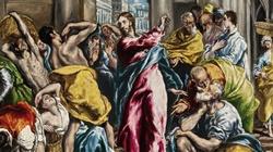 Mocne słowa Jezusa. ,,Uczyniliście z mego domu jaskinię zbójców!'' - miniaturka