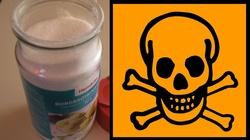 Lista produktów zawierających śmiertelną truciznę- aspartam - miniaturka