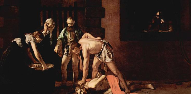 ,,Posławszy więc kata, kazał ściąć Jana w więzieniu'' - zdjęcie