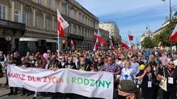 Wyruszył warszawski Marsz Życia. Na czele Prezydent RP - miniaturka
