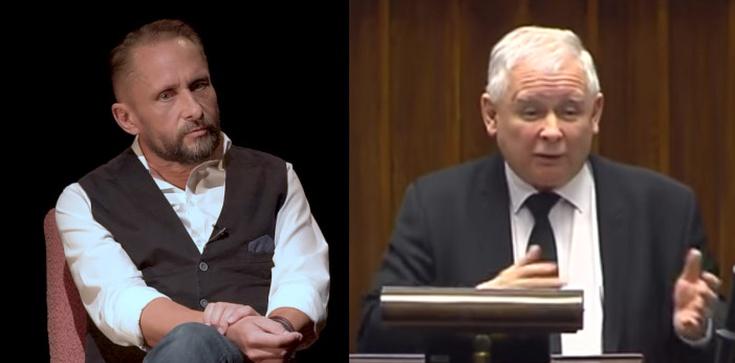 Durczok bezczelnie do prezesa PiS: ,,Nie piszę szanowny, bo Pana nie szanuję'' - zdjęcie