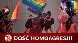 Dość homoagresji!!! Podpisz petycję o wycofania poparcia dla radykałów LGBT - miniaturka