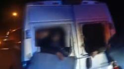 Grabowiec. Migranci zdemolowali busa - miniaturka