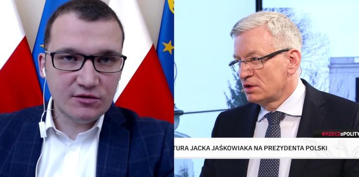 Paweł Szefernaker: Prezydent Jaśkowiak publicznie broni ,,kolesiostwa'' - zdjęcie