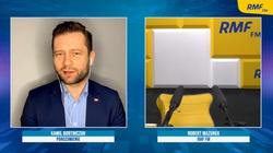 Mazurek wyszedł ze studia. Czym Bortniczuk wyprowadził dziennikarza z równowagi? - miniaturka