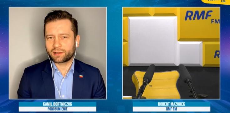 Mazurek wyszedł ze studia. Czym Bortniczuk wyprowadził dziennikarza z równowagi? - zdjęcie