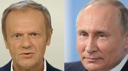 Czy Tusk i Putin się umówili  na niekorzyść Polski? - miniaturka