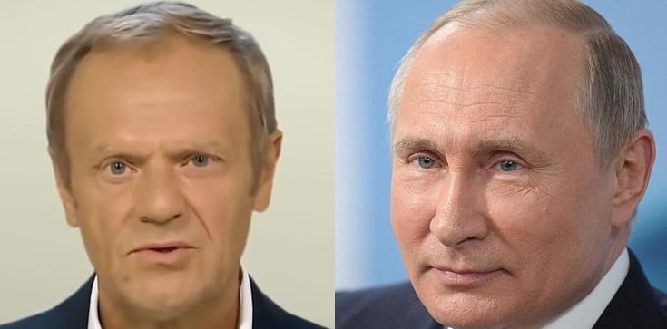 Czy Tusk i Putin się umówili  na niekorzyść Polski? - zdjęcie