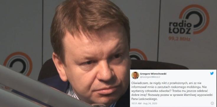 Kurator Wierzchowski odpowiada na zarzuty o mobbing. Nie wyklucza drogi sądowej - zdjęcie